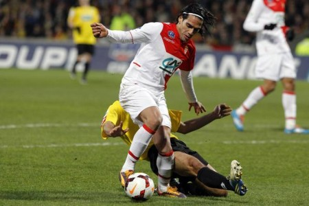 720p-Monaco have lost Radamel Falcao to an ACL injury